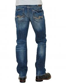 Silver Men's Grayson Easy Fit Straight Jeans