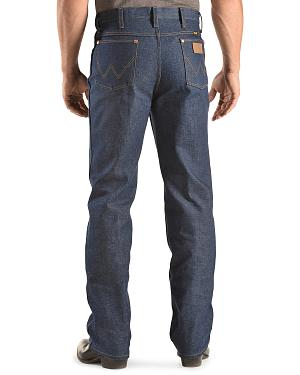 "Wrangler Jeans - 936 Slim Fit Rigid - 38"" Tall Inseam"