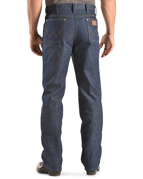 Wrangler Jeans - 936 Slim Fit Rigid - 38