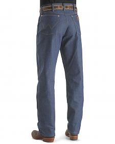 "Wrangler Jeans - 31MWZ Relaxed Fit Rigid - 38"" Tall Inseam"