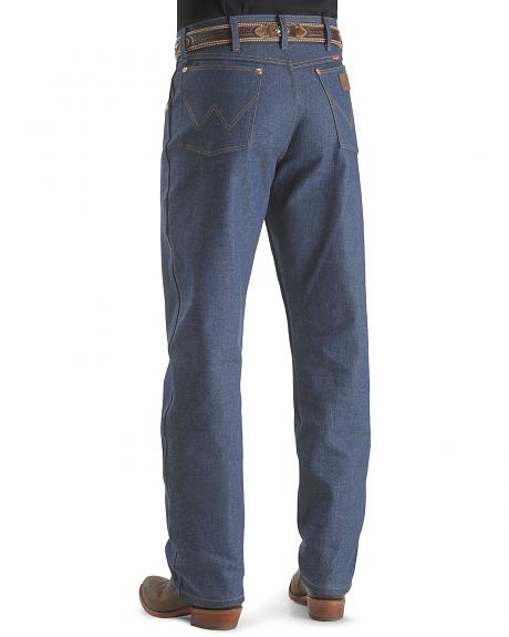 Wrangler Jeans - 31MWZ Relaxed Fit Rigid - 38