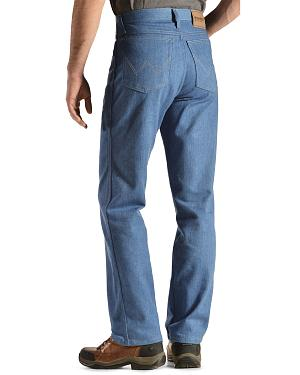 "Wrangler Jeans - Rugged Wear Classic Fit Stretch - Big 44"" to 52"" Waist"