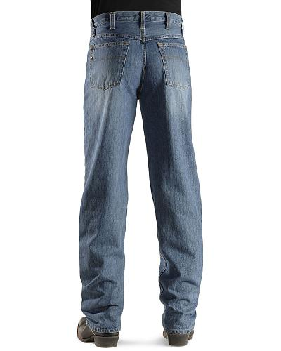 "Cinch  Jeans Black Label Relaxed Fit 38"" Tall Inseam Western & Country MB90633001_X1"