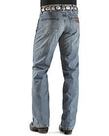 "Wrangler Jeans - Premium Patch Slim 77 - 38"" Tall Inseam"