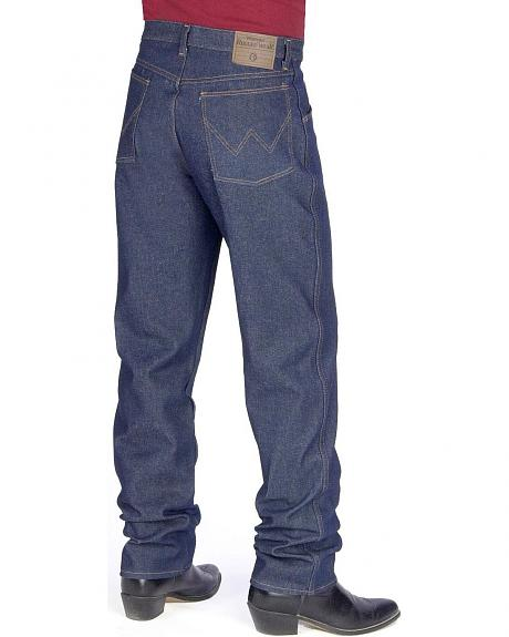 Wrangler jeans - Rugged Wear relaxed fit rigid - big. 44