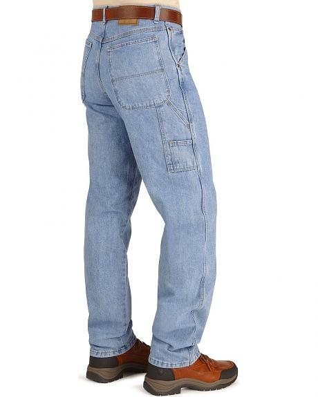 Wrangler jeans - Rugged Wear loose fit - big. 44