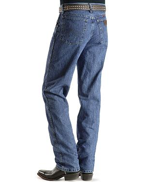 "Wrangler Jeans - 26 PBR Relaxed Fit in 38"" Tall Inseam"