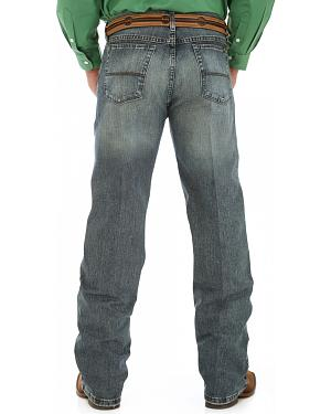 "Wrangler 20X Jeans - No. 33 Extreme Relaxed Fit - 38"" Tall Inseam"