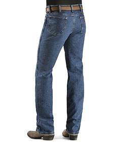 "Wrangler Jeans - 936 Slim Fit Premium Wash - 38"" Tall Inseam"
