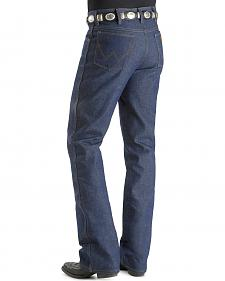 "Wrangler Jeans - 945 Regular Fit Rigid Boot Cut - 38"" Tall Inseam"