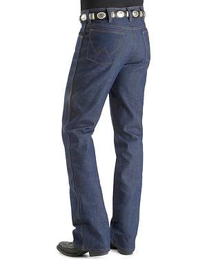 "Wrangler Jeans - 945 Regular Fit Rigid Boot Cut - 38"" Tall Inseam"
