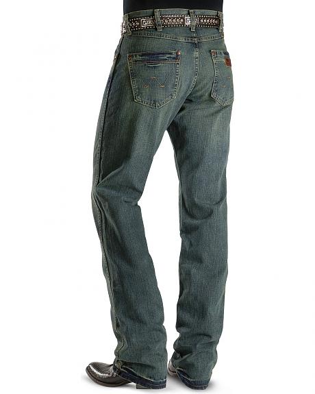 Wrangler Jeans - Retro Regular Fit - 38