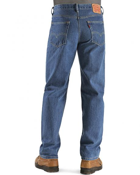 Levi's ® Jeans 550 Relaxed Fit - Prewashed & Rinsed - Big 44