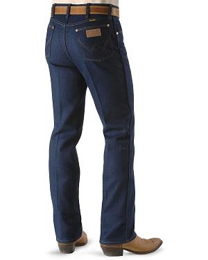 "Wrangler Jeans - 947 Regular Fit Stretch - Big 44"" to 54"" Waist"