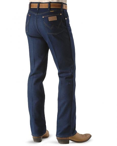 Wrangler Jeans - 947 Regular Fit Stretch - Big 44