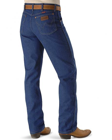 Wrangler Jeans - 31MWZ Relaxed Fit Prewashed Colors - Big