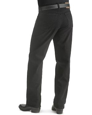 "Wrangler Jeans - Rugged Wear Relaxed Fit - Big. 44"" to 54"" Waist"