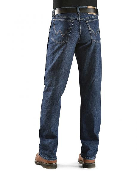 Wrangler Jeans - Rugged Wear Relaxed Fit - Big. 44