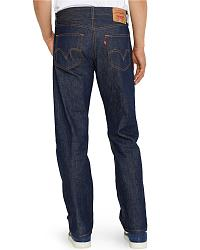 Levis � Jeans Men's 501 Original Shrink-to-Fit in 38