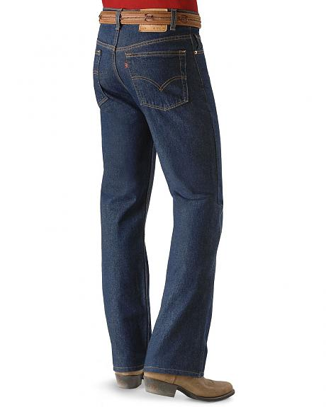 Levis  Jeans 517 Boot Cut - Rinsed - Big. 44