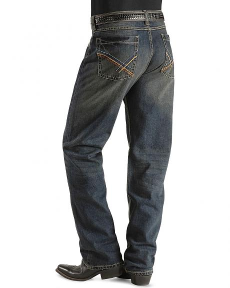 Wrangler Jeans - 20X Montana Whiskey Straight Leg - Tall
