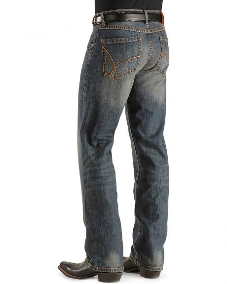 Wrangler 20X Jeans -  No. 33 Extreme Dark Knight Relaxed Fit - Tall