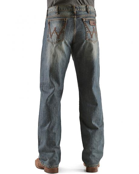 Wrangler Jeans - Retro Relaxed Fit Bootcut Limited Edition - Big & Tall