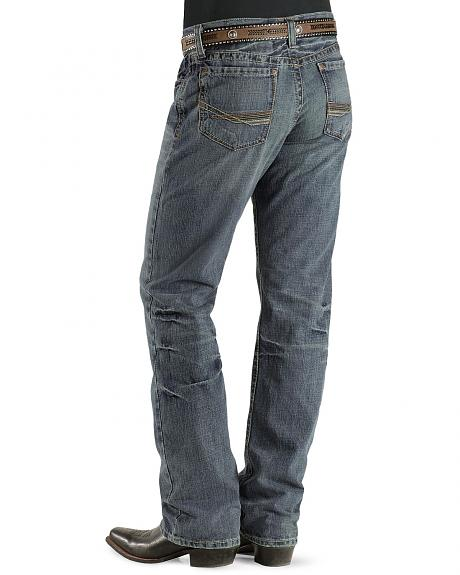 Ariat Denim Jeans - M4 Scoundrel Relaxed Fit - Big & Tall