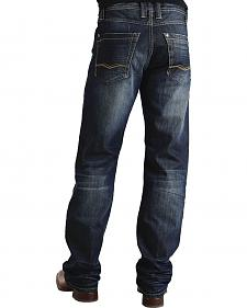 Stetson Modern Fit Stitched Jeans - Big & Tall