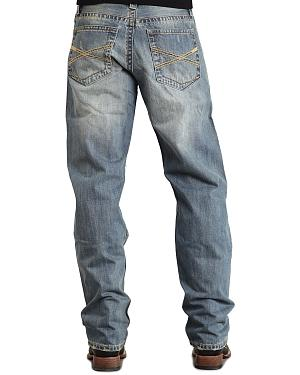 "Stetson 1520 Fit Classic ""X"" Stitched Jeans - Big & Tall"