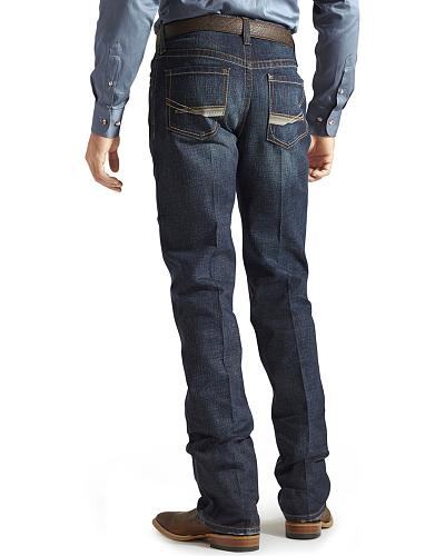 Ariat Denim Jeans M2 Roadhouse Bootcut Big & Tall Western & Country 10014005T