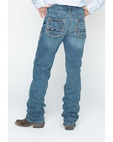 Ariat Denim Jeans - M5 Gulch Straight Leg - Big & Tall