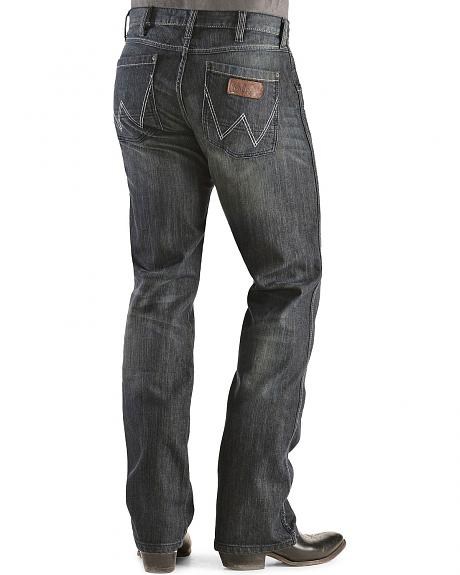 Wrangler Retro Low Rise Bootcut Jeans - Big & Tall
