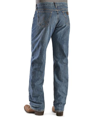Wrangler 20X Competition Jeans Big & Tall Western & Country 01MWXDY_T