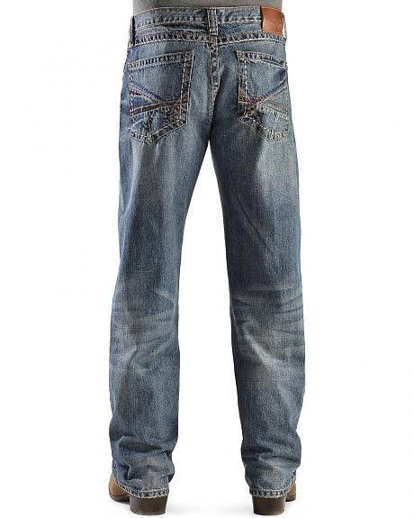 Wrangler 20X Extreme Relaxed Color Geared Jeans - Big & Tall