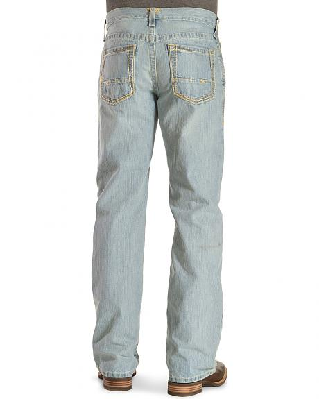 Ariat Denim Jeans - M4 Breakaway Low Rise Bootcut - Big and Tall
