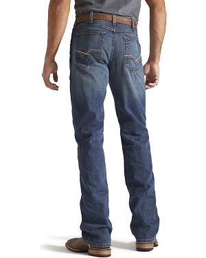 Ariat Denim Jeans - Heritage Medium Tint Relaxed Fit - Big and Tall