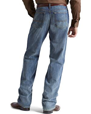 Ariat Jeans - M3 Scoundrel Athletic fit - 38 inch Inseam