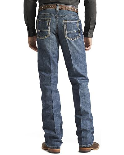 "Ariat Jeans M4 Gulch Low Rise Bootcut 38"" Inseam Western & Country 10012136_X"