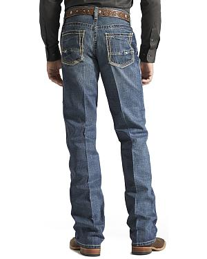 "Ariat Jeans - M4 Gulch Low Rise Bootcut - 38"" Inseam"