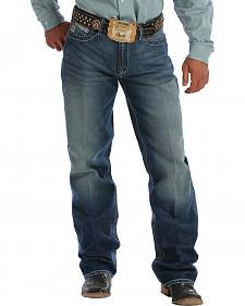 Cinch Grant Dark Stonewash Bootcut Jeans - Big and Tall