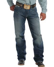 Cinch Grant Dark Stonewash Bootcut Jeans - Big and Tall