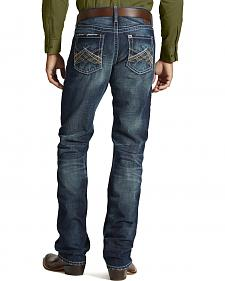 Ariat M5 Blaze Slim Fit Jeans - Straight Leg - Big and Tall