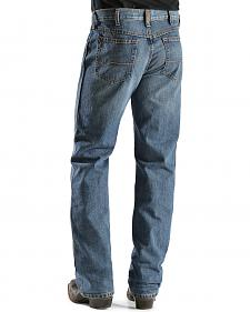"""Ariat Men's Heritage Denim Relaxed Fit Bootcut Jeans - 38"""" Inseam"""