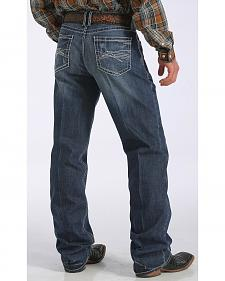 "Cinch Men's Grant Mid-Rise Relaxed Bootcut Jeans - 38"" Inseam"