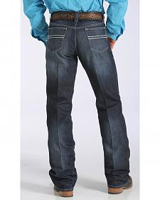 Cinch Men's Carter 2.2 Mid-Rise Relaxed Bootcut Jeans - Big & Tall