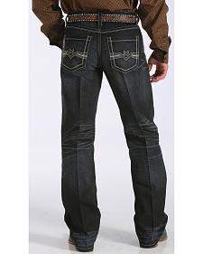 """Cinch Men's Grant Mid-Rise Relaxed Bootcut Jeans - 38"""" Inseam"""
