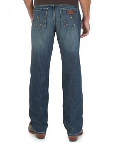 Wrangler Men's Retro Relaxed Mustang Ridge Jeans - Tall