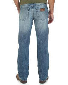 Wrangler Retro 77 Slim Fit Jeans - Sand Springs - Tall