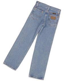 Wrangler Boys' Jeans - Cowboy Cut - 1-7